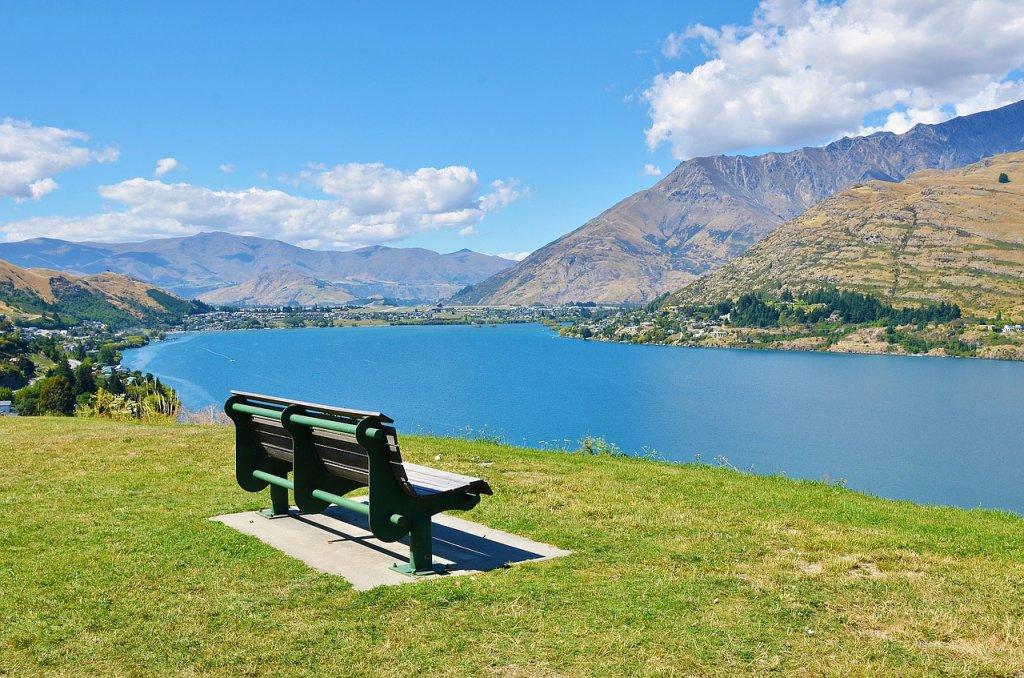טרקים בניו זילנד צילום pixbay